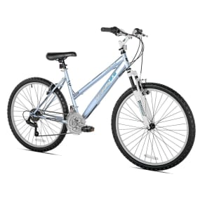 Kent Terra 2.6 - 26 Ladies Mountain Bike 21 Speed - Silver, Gray