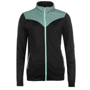 Island Green Poly Jacket Ladies