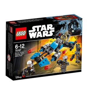 Lego Star Wars Bounty Hunter Speeder Bike Pack