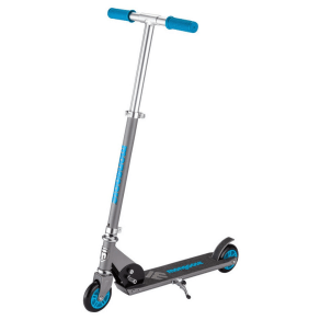 Mongoose Force 2.0 Scooter - Gray/Blue