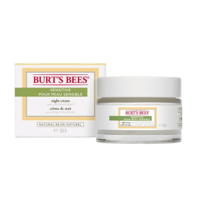 Burt's Bees 'Sensitive' Night Cream 50g