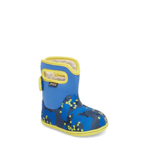 Boy's Bogs Baby Bogs Classic Axel Washable Insulated Waterproof Boot