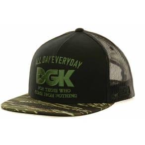 Dgk From Nothing Trucker Cap