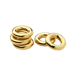 Links of London 18kt Yellow Gold Vermeil Sweetie Rings