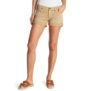 Remy Low Rise Cuffed Shorts