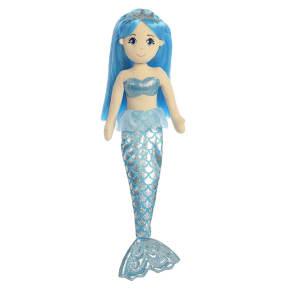Sea Sparkles 18-Inch Sapphire Mermaid