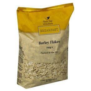 Neals Yard Wholefoods Barley Flakes 500g - 500g