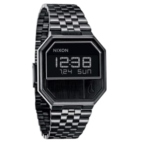 Men's Nixon 'The Re-Run' Stainless Steel Bracelet Watch