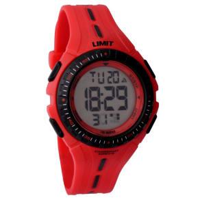 Limit Childrens Red Digital Plastic Strap Watch 5392.56