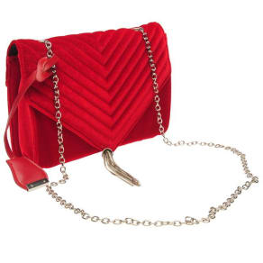 Glamorous Quilt Shdr Bag Ld84