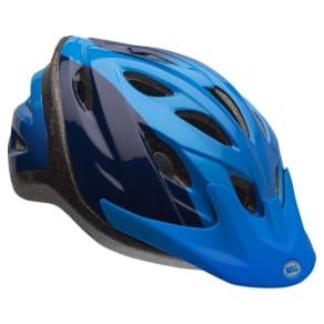 Bell Torque Elixir Adult Bike Helmet - Blue/Black