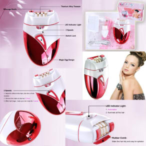Beautyko Epil-X Most Efficient Epilator