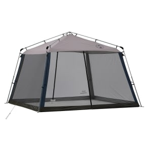 Coleman Instant Screened Canopy 11'x11', Blue/Gray