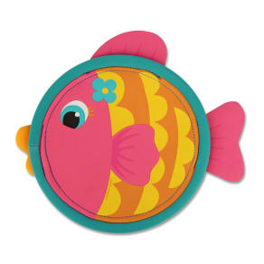 Stephen Joseph Fun Flyers - Fish, Pink