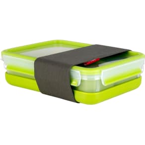 Tefal Masterseal To Go Snack Box 1L, Green, Green
