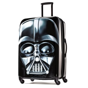 "American Tourister Star Wars 28"" Spinner Luggage Darth Vader"