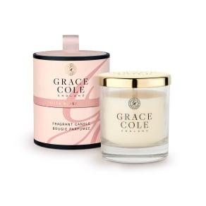Grace Cole Vanilla Blush & Peony Candle, Pink