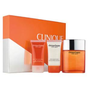 Clinique Happy for Men Eau De Toilette Gift Set for Him