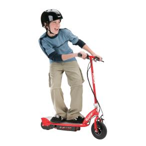 Razora,,c/ Razor&trade E100 Electric Scooter in Red