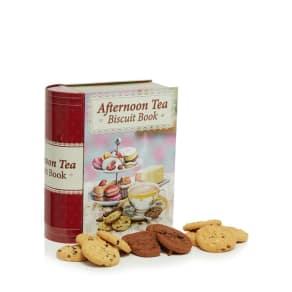 Debenhams Afternoon Tea Biscuit Book