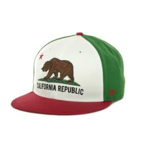 California All American Strapback Cap
