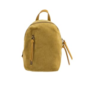 T-Shirt & Jeans Corduroy Mini Backpack
