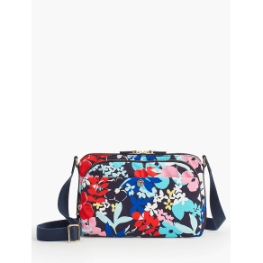 Talbots Women's Floral Nylon Satchel Crossbody