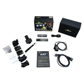 Roadhawk Ride R Plus Bullet Moto Camera.