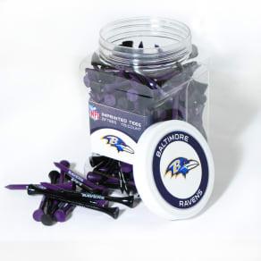 Team Golf Baltimore Ravens 175 Tee Jar