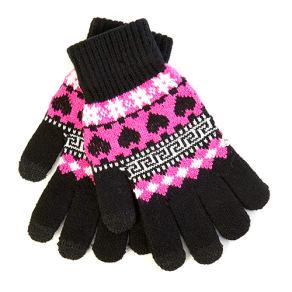 Capelli Tribal Hearts Tech Gloves