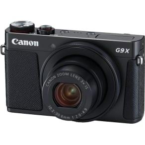 Canon Powershot G9x Mk Ii High Performance Compact Camera - Black, Black