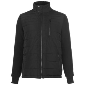 Firetrap Satori Knit Jacket Mens