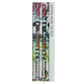 Designers Guild Floral Design Pencil Set, Default