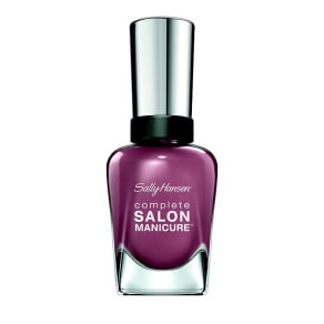 Sally Hansen Complete Salon Manicure Plums the Word