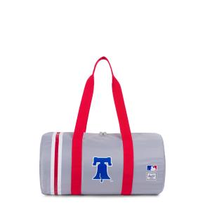 Men's Herschel Supply Co. Packable - Mlb National League Duffel Bag - Grey