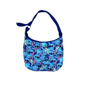 Loungefly Disney Lilo & Stitch Scrump & Stitch Hobo Bag