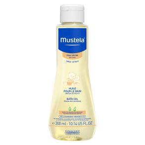Mustela Bath Oil For Dry Skin