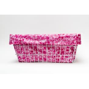 Cruiser Candy Extra Large Pink Hawaiian Trike Liner