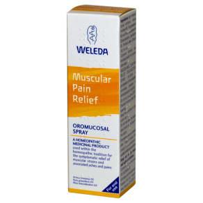 Weleda Muscular Pain Relief 20ml