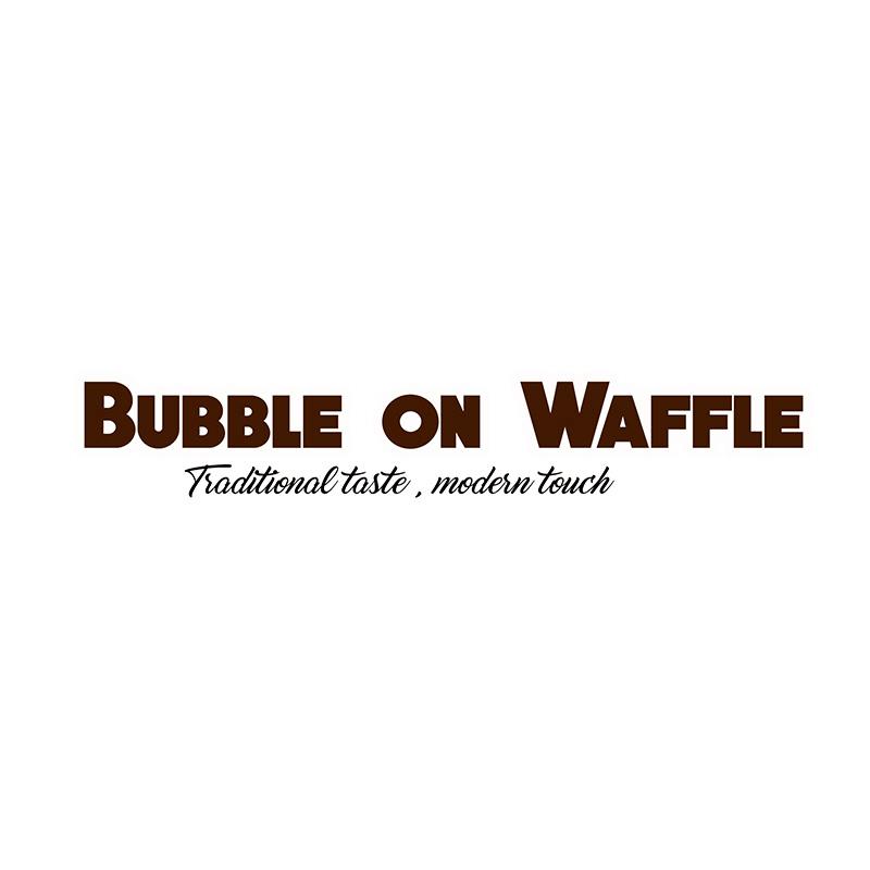 Bubble On Waffle