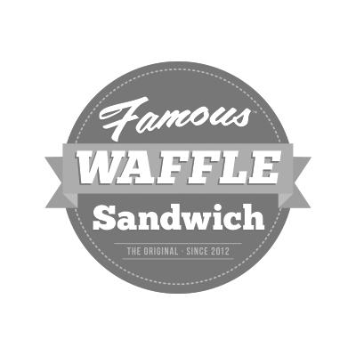 Famous Waffle Sandwich