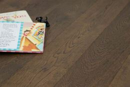 Natural Engineered Flooring Oak Coffee Brushed UV Oiled 20/5mm By 190mm By 2200mm