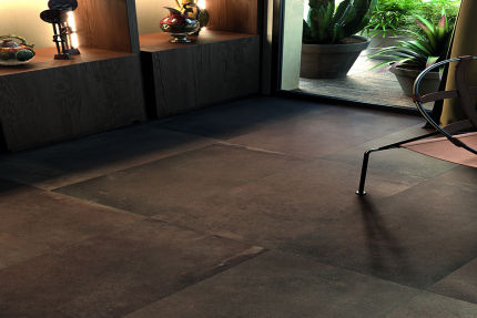 Porcelain Tile Cosenza Deep Reed 600mm By 600mm