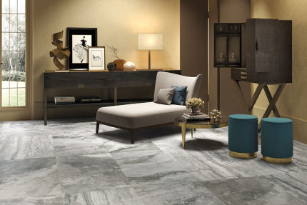 Porcelain Tile Oristano Grey 600mm By 600mm