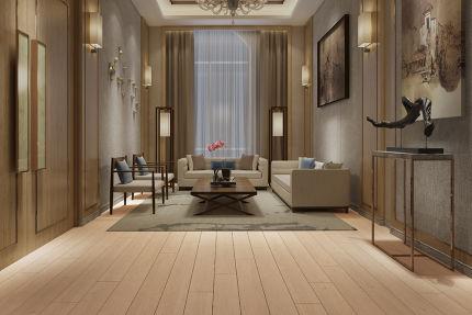 Chelsea Oak Brown Laminate Flooring 8mm By 193mm By 1380mm