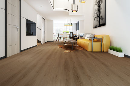 Natur Oak Laminate Flooring 8mm By 195mm By 1380mm