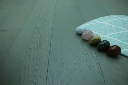 Natural Engineered Flooring Oak London Grey Brushed UV Oiled 15/4mm By 190mm By 1900mm