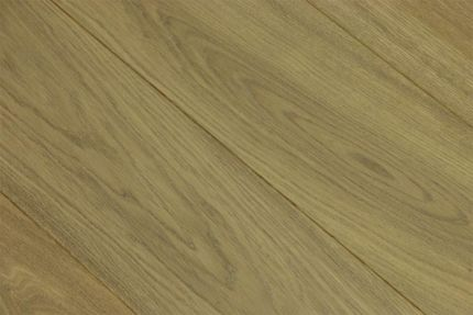 Natural Engineered Flooring Oak Bespoke Reef Hardwax Oiled 16/4mm By 220mm By 1500-2400mm