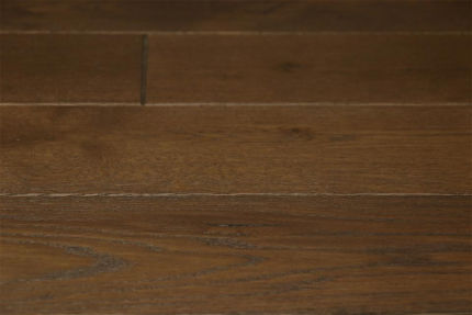 Natural Solid Flooring Oak Cappuccino Brushed UV Oiled 20mm By 160mm By 500-2200mm