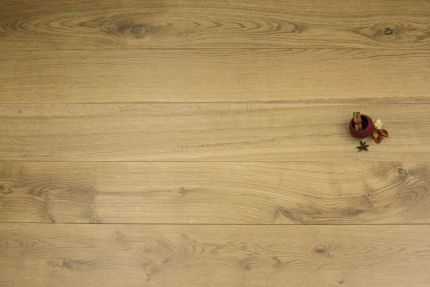 Natural Solid Flooring Oak UV Matt Lacquered 20mm By 140mm By 500-1900mm